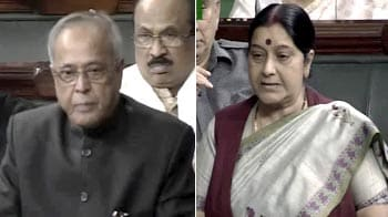 Video : Parliament strongly condemns assault on Sharad Pawar