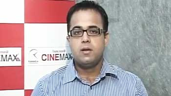 Video : Q2 Occupany has improved to 32%: Cinemax
