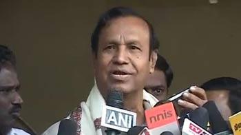 Video : Bail for Kanimozhi: TR Baalu welcomes decision