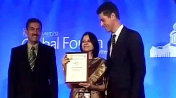 Video : The winning teacher