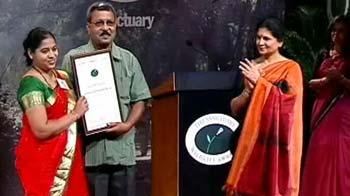Video : 12th sanctuary wildlife awards
