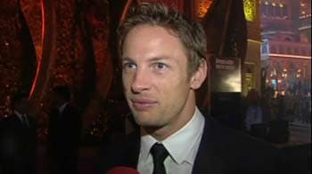 Video : Jenson Button impressed by Indian autowallahs