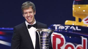 The stars and the twinkle of the FIA awards