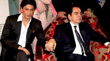 Video : Shah Rukh Khan on <i>Don 2</i>, Dilip Kumar