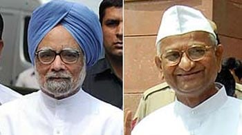 Video : At all-party meet on Lokpal, govt to change stand on PM, babus: Sources