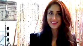 Video : Kareena joins Twitter