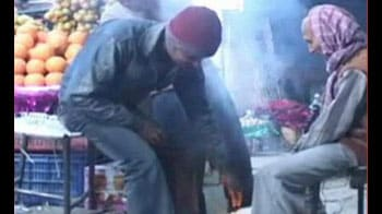 Video : 4 degrees below normal, Delhi's coldest morning