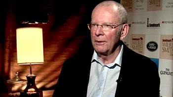 Video : Wilbur Smith talks about 'Those in Peril'