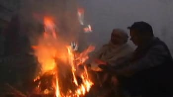 Video : Cold wave intensifies across north India, 26 dead
