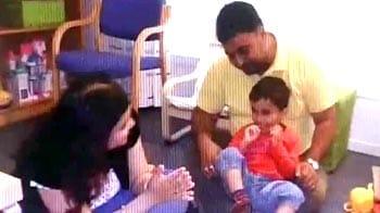 Video : Indian couple's children taken away by Norway authorities