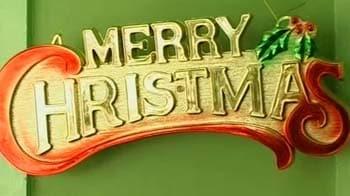 Video : देश भर में क्रिसमस की रौनक