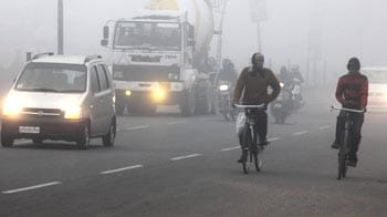 Video : Christmas gives Delhi its coldest day in 5 yrs