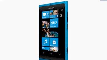 Video : Nokia Lumia 800 software glitch