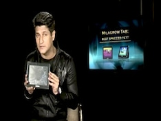 Review: Sony S Tablet & Milagrow Tab