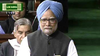 Video : Lokpal debate: Others can persuade but decision ours, says PM