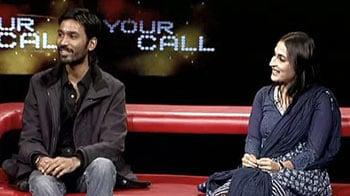 Video : Your Call with 'Kolaveri Di' couple