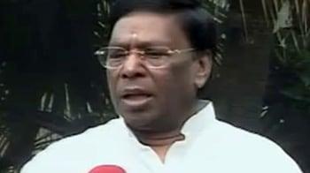 Videos : बीजेपी ने दिखाई दादागिरी : नारायणसामी