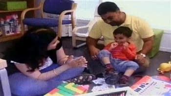 Videos : नॉर्वे : चाचा को सौंपे जाएंगे बच्चे