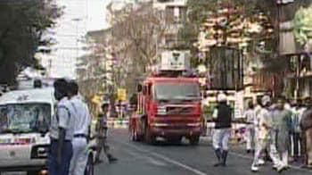 Video : Fire at Apeejay House in Kolkata