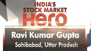Video : India's stock market hero winner: Ravi Kumar Gupta
