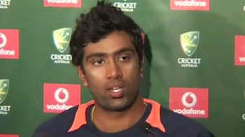Video : The Sydney pitch has turned flat: Ashwin
