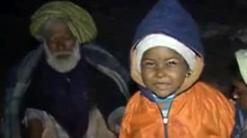 Video : Delhi's homeless continue to live in fear