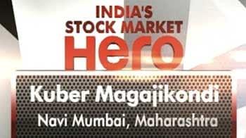 Kuber Magajikondi wins stock market hero contest