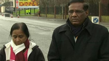 Video : Our world is finished, say Anuj's parents, visit spot where he was shot