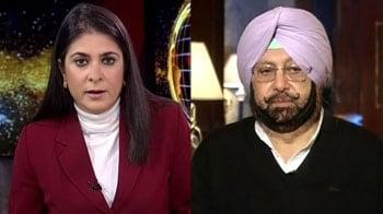 Video : Amarinder Singh speaks on nepotism charge