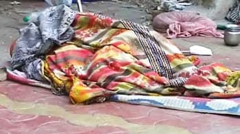 Video : India's cities cold to homeless?