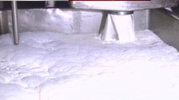 Video : दिल्ली : 66 फीसदी दूध में पकड़ी गई मिलावट