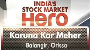 Video : India's stock market hero contest winner: Karuna Kar Meher