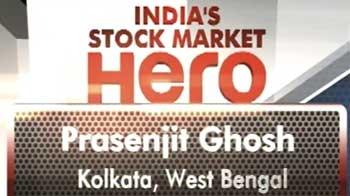 Video : India's stock market hero contest winner: Prasenjit Ghosh
