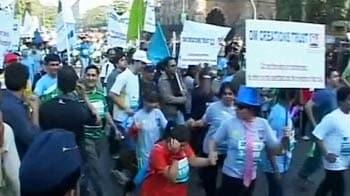 Video : Mumbai gears up for its ninth marathon