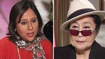 Video : I was a scapegoat: Yoko Ono