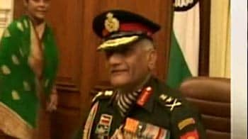 Video : Army chief takes govt to court over age dispute, cites 'honour and integrity'