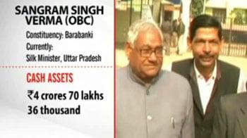Video : UP polls: BSP's crorepati candidates