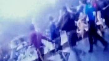 Video : Cellphone video shows chaos after Pune bus driver was arrested