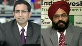 Video : Buy Coal India, Kajaria Cements; Wait for market to stabilize: IndiaNivesh