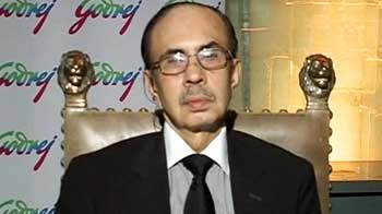 Video : Expect strong revival in property demand: Adi Godrej