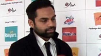 Abhay Deol supports child education