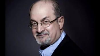 Video : Rajasthan police invented plot to keep me away, tweets Salman Rushdie