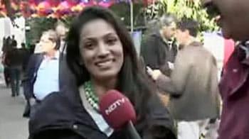 Video : Excited Oprah fans at Jaipur LitFest