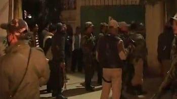 Video : Attack on Manipur Speaker's residence, 1 dead