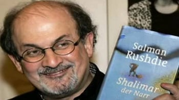 Video : Will Rushdie's video link at Jaipur LitFest face a blackout?