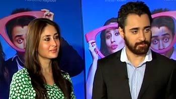 Video : Imran turns wedding planner for Kareena