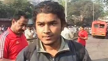 Video : The student who stopped Pune's berserk bus driver