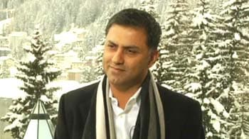 Video : Can't sift through all content, Google's Nikesh Arora tells NDTV