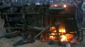 Videos : रांची में शराबी ड्राइवर ने छह को कुचला, दो मरे