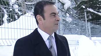 Video : Aim to have 10% market share in India: Carlos Ghosn